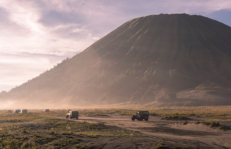 Surabaya Bromo Ijen Tour Package, Bromo ijen tour from Surabaya