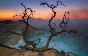 Ijen Blue Fire Tour From Bali, Ijen Crater Midnight Tour From Bali